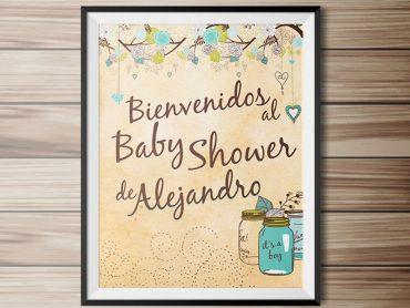 Baby Shower Alejandro