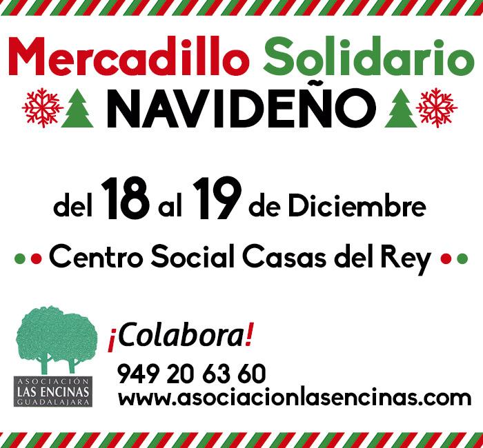 Mercadillo Solidario Navideño